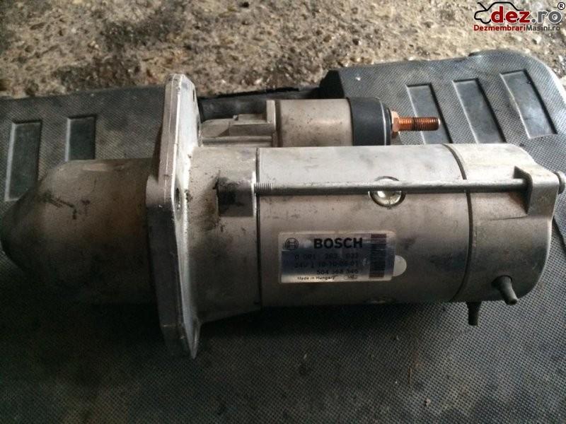 Electromotor bosh in stare impecabila pentru iveco