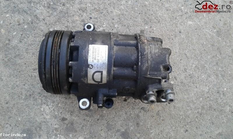 Compresor aer conditionat BMW X3 E83 2010 cod 64526905643 Piese auto în Craiova, Dolj Dezmembrari