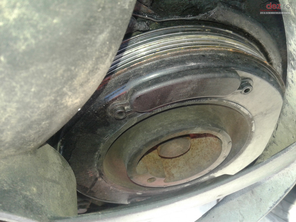 Fulie Vibrochen Volkswagen Crafter 2 5tdi Euro 4 Piese auto în Craiova, Dolj Dezmembrari