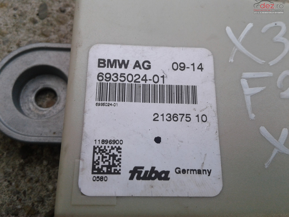 Amplificator Antena Radio Bmw X6 E71 6935024