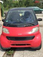 Dezmembrez Smart Fortwo Citycoupe 0 6 Benzina 1999 Dezmembrări auto în Ramnicu Valcea, Valcea Dezmembrari