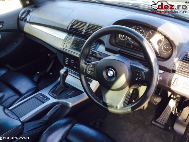 Dezmembrez Bmw X5 2005 Dezmembrări auto în Simnicu de Sus, Dolj Dezmembrari