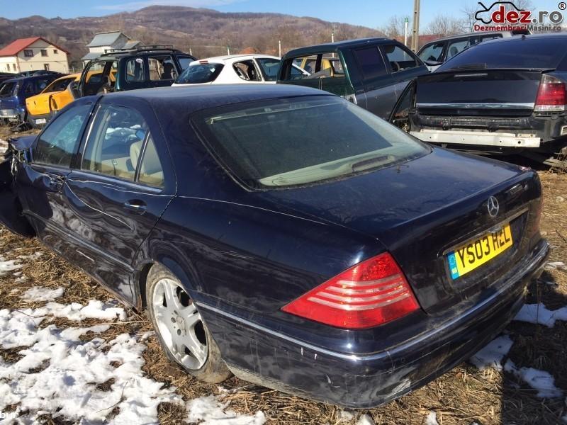 Dezmembrari Mercedes S Class 320 An 2003