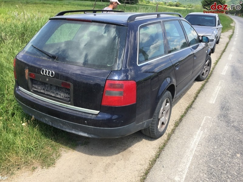 Imagine Dezmembrez Audi A6 An 2001 Motor Benzina Break in Curtea de Arges