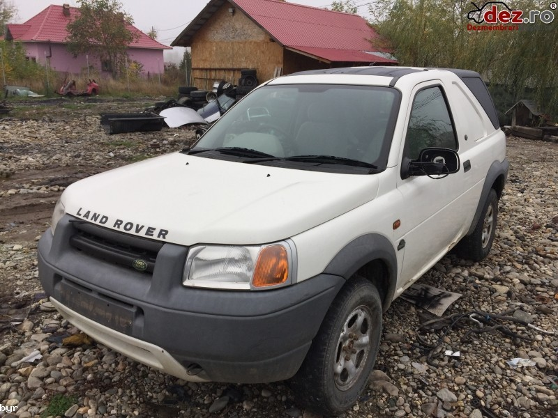 Imagine Dezmembrari Land Rover Freelander Motor 1 8i An 2002 in Curtea de Arges