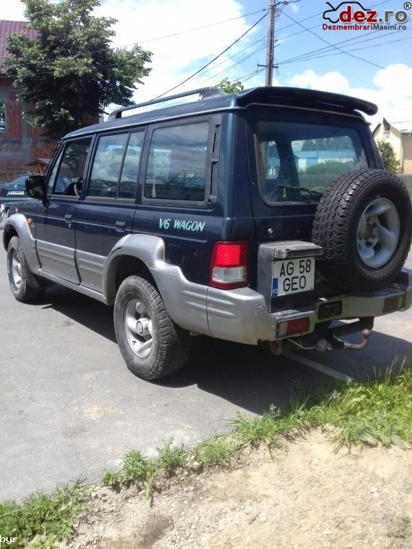 Dezmembrari Dezmembrez Hyundai Galloper An2000 Motor 3000 Benzina