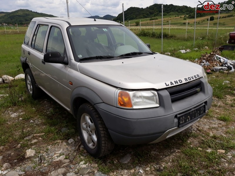 Dezmembrez  Land Rover Freelander An 2000   Dezmembrări auto în Curtea de Arges, Arges Dezmembrari