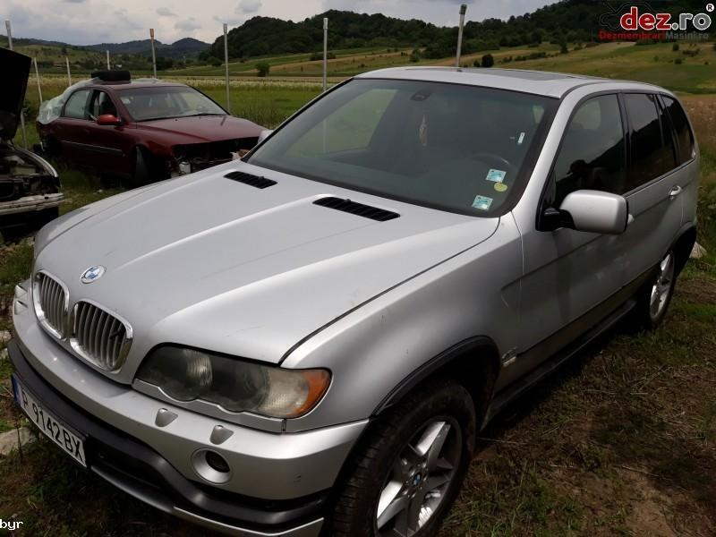 Dezmembrez Bmw X5 2001  Dezmembrări auto în Curtea de Arges, Arges Dezmembrari