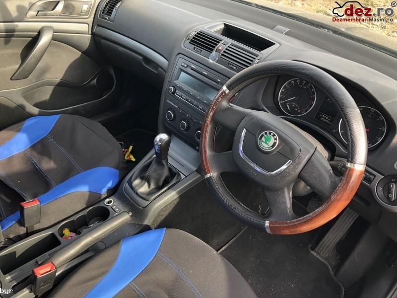 Dezmembrez Piese Skoda Octavia Ii Facelift 2010