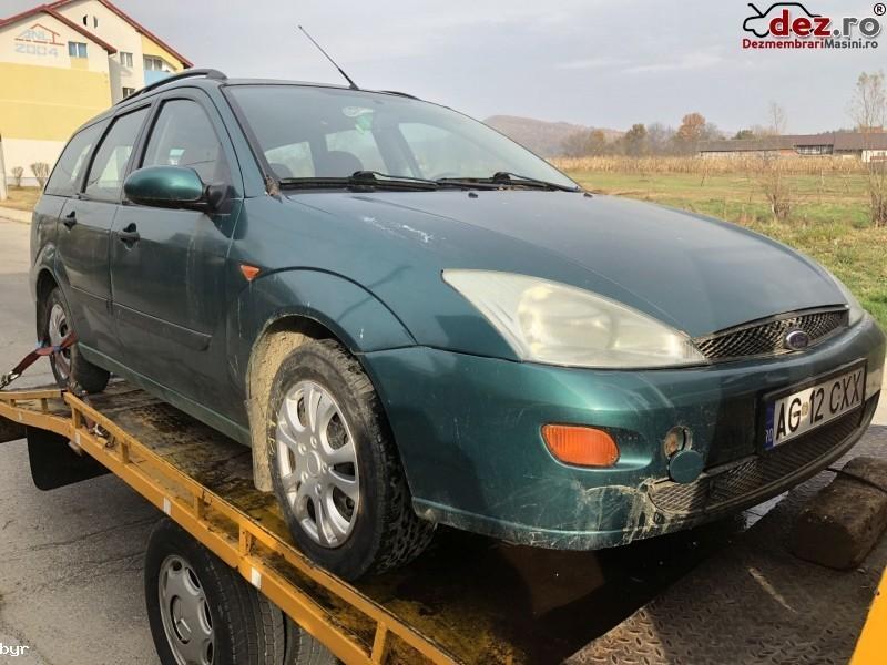 Dezmembrez Piese Ford Focus An 2001 1 6i Euro 4 în Curtea de Arges, Arges Dezmembrari