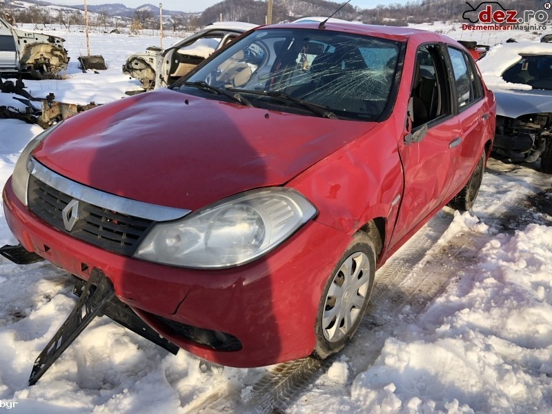 Dezmembrez Piese Renault Symbol Thalia Clio 3 2009 Diesel  Dezmembrări auto în Curtea de Arges, Arges Dezmembrari