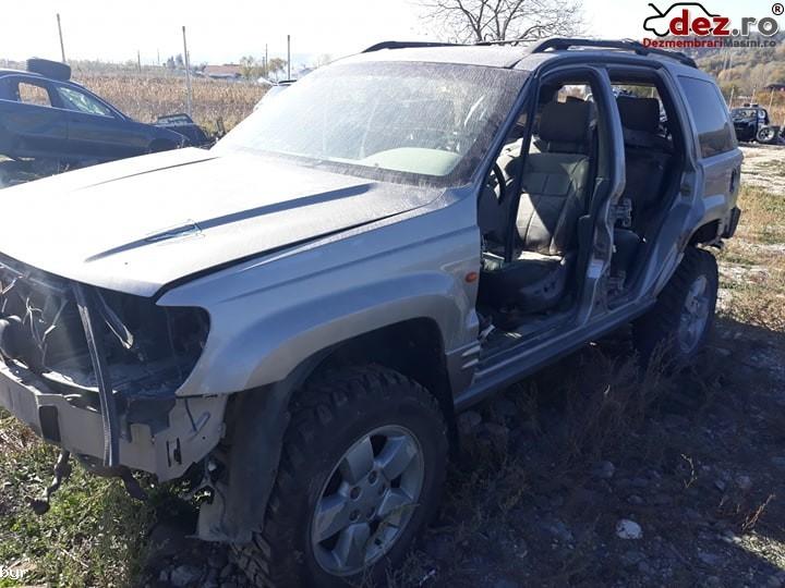 Dezmembrez Jeep Grand Cherochee 3100cmc Diesel  Dezmembrări auto în Curtea de Arges, Arges Dezmembrari