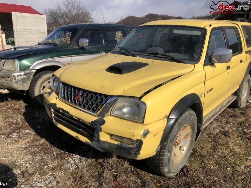 Dezmembrez  Mitsubishi L200 Volan Stanga   Dezmembrări auto în Curtea de Arges, Arges Dezmembrari