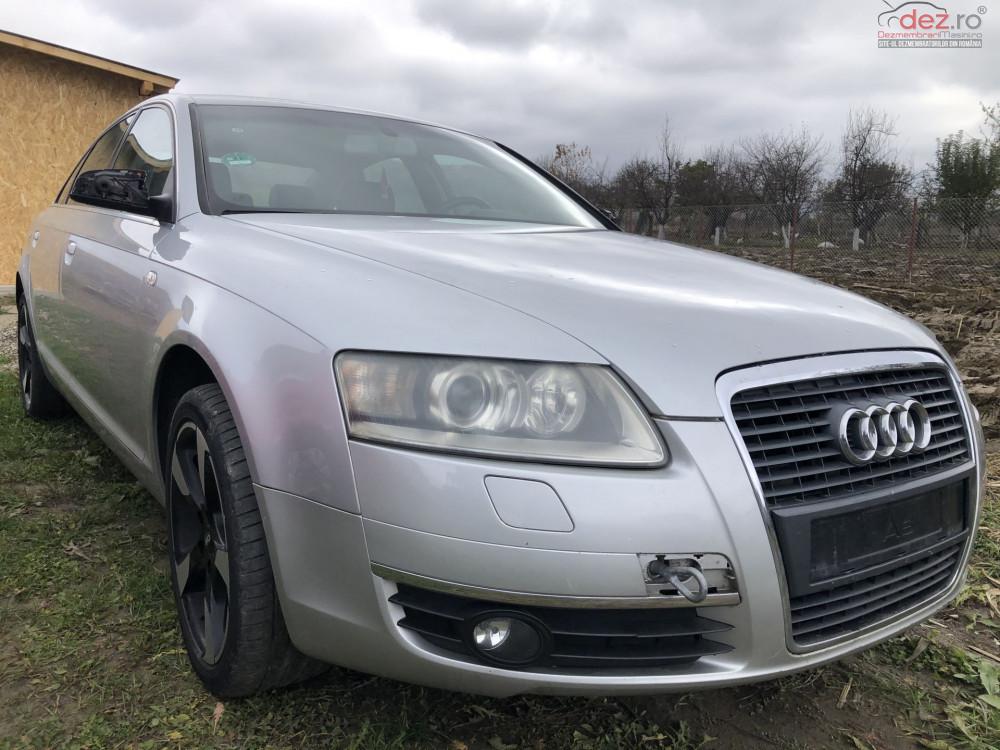Dezmembrez Piese Audi A6 C 6 S6 3200 Benzina 2006 V6 Auk 1 Dezmembrări auto în Curtea de Arges, Arges Dezmembrari