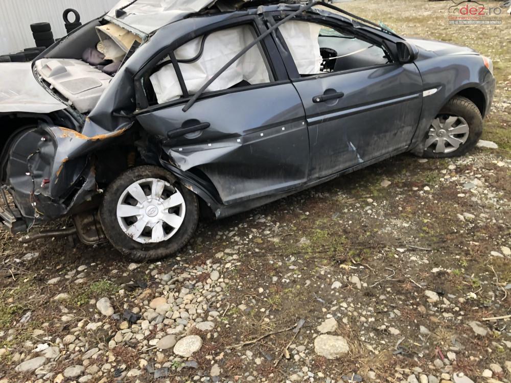 Dezmembrari Dezmembrez Piese Dez Hyundai Accent 1500 Diesel 2009 Dezmembrări auto în Curtea de Arges, Arges Dezmembrari