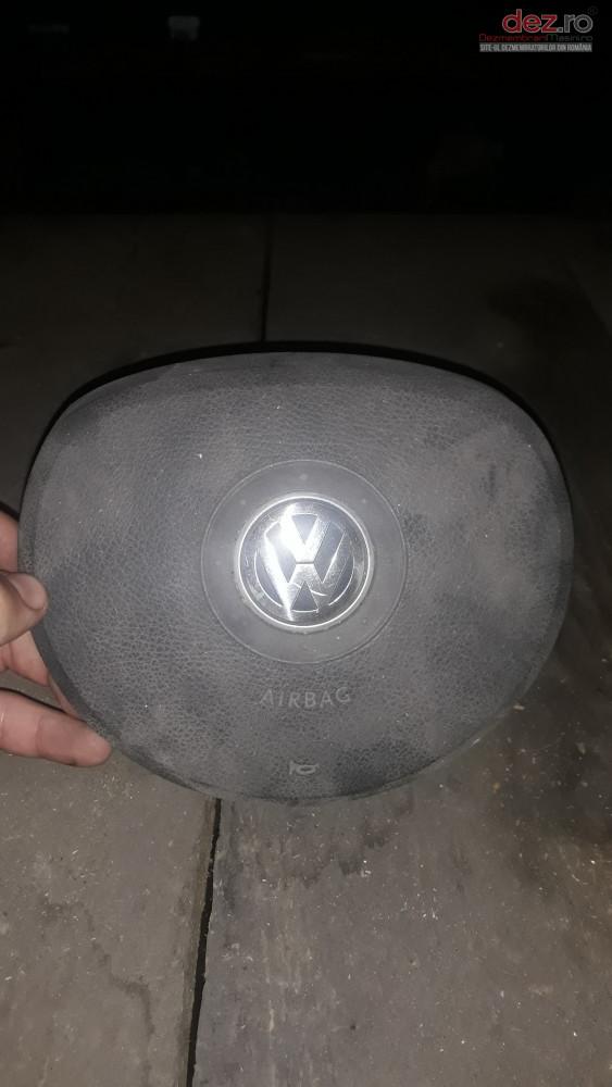 Airbag Volan Sofer Vw Golf 5 Model 4 Spite Piese auto în Craiova, Dolj Dezmembrari
