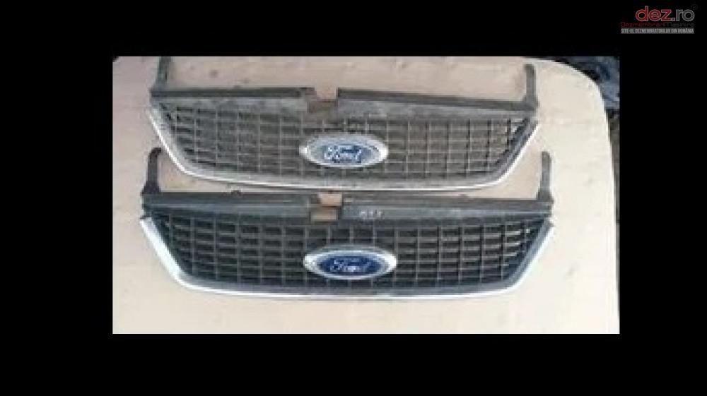 Grila Radiator Ford Mondeo Mk4 Piese auto în Craiova, Dolj Dezmembrari