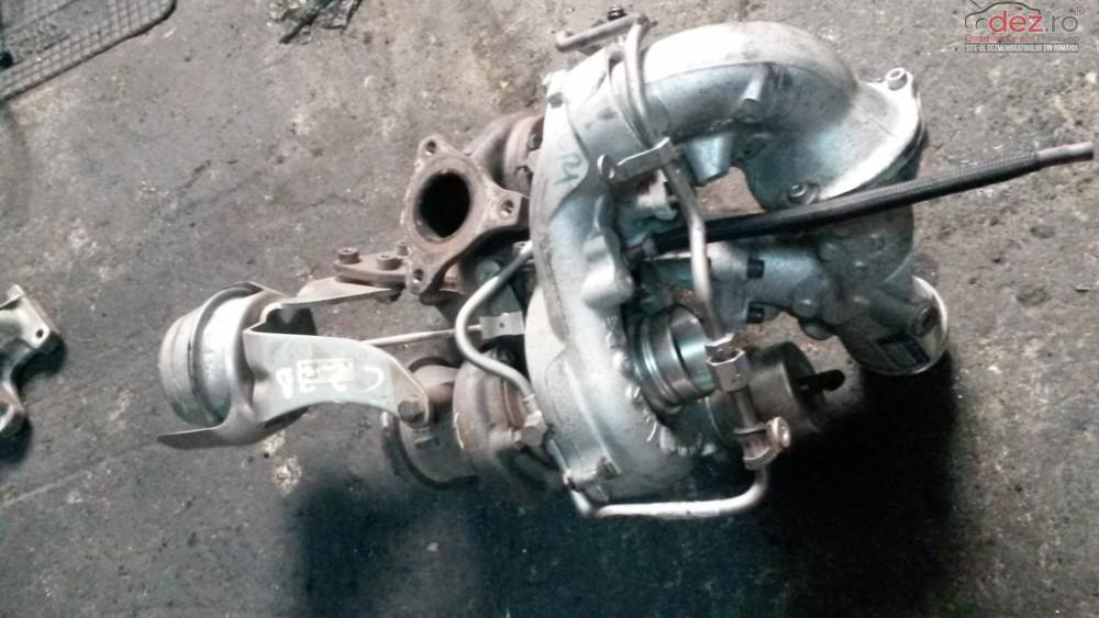 Turbina Bi Turbo Mercedes 2 2 Diesel A6510901186 Piese auto în Craiova, Dolj Dezmembrari