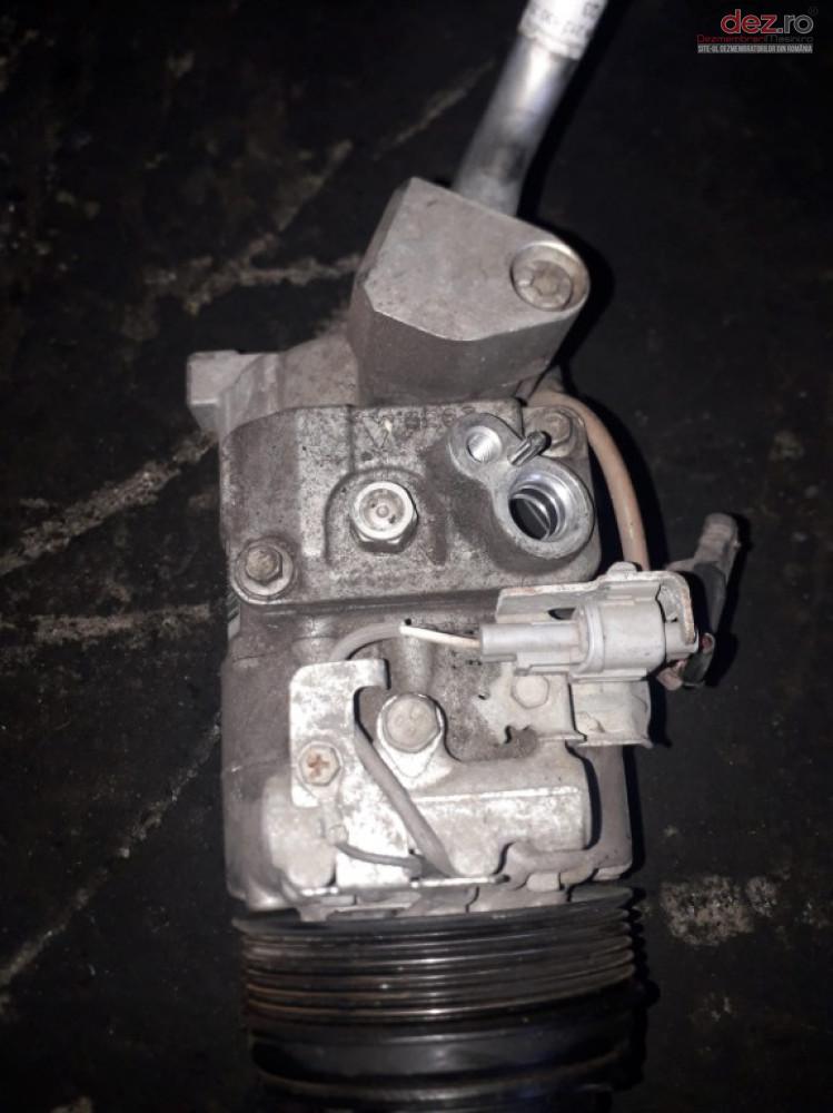 Compresor Ac Mercedes E W212 Fl 447280 7081 / A0008302600