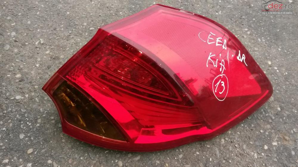 Tripla / Stop Stanga Dreapta Kia Ceed 2013 92402 A20 / 92401 A20 Piese auto în Craiova, Dolj Dezmembrari