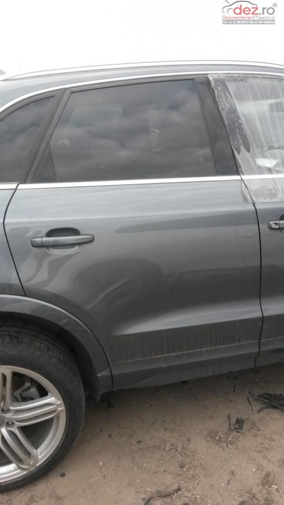 Usa / Usi Fata Spate Dreapta Audi Q3 Piese auto în Craiova, Dolj Dezmembrari