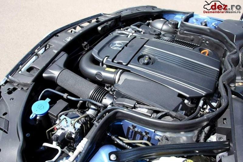 Vand cutie automata mercedes c 250 cgi blue efficiency 150 kw Dezmembrări auto în Pitesti, Arges Dezmembrari