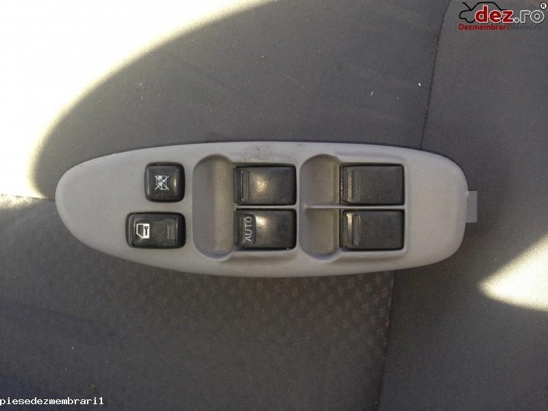 Actionare electrica geam Nissan Almera Tino 2005 Piese auto în Pitesti, Arges Dezmembrari