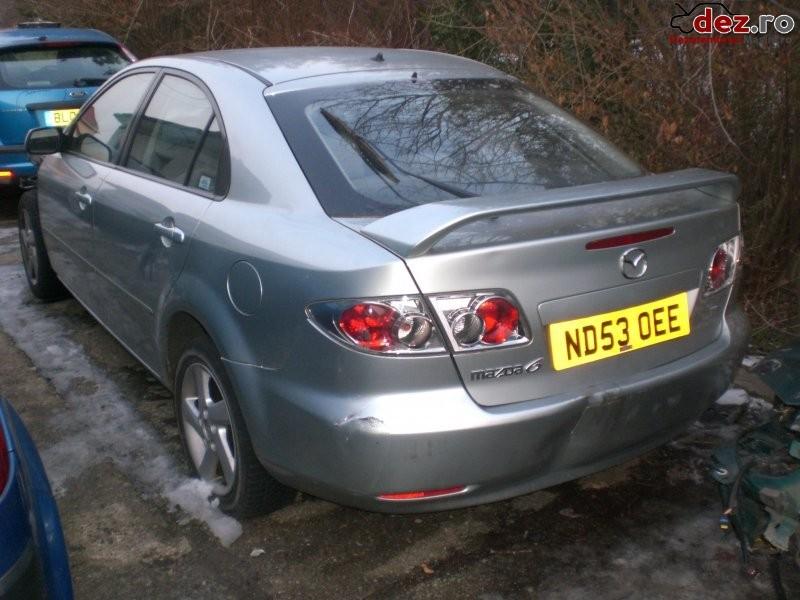 Dezmembrez Mazda 6 Din 2003 Motor 2000 Diesel Dezmembrări auto în Agigea, Constanta Dezmembrari