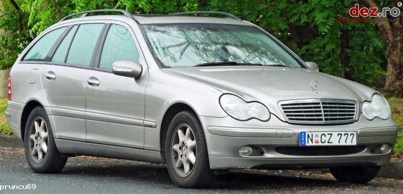 Dezmembez Mercedes C220 Break Din 2001 Dezmembrări auto în Agigea, Constanta Dezmembrari