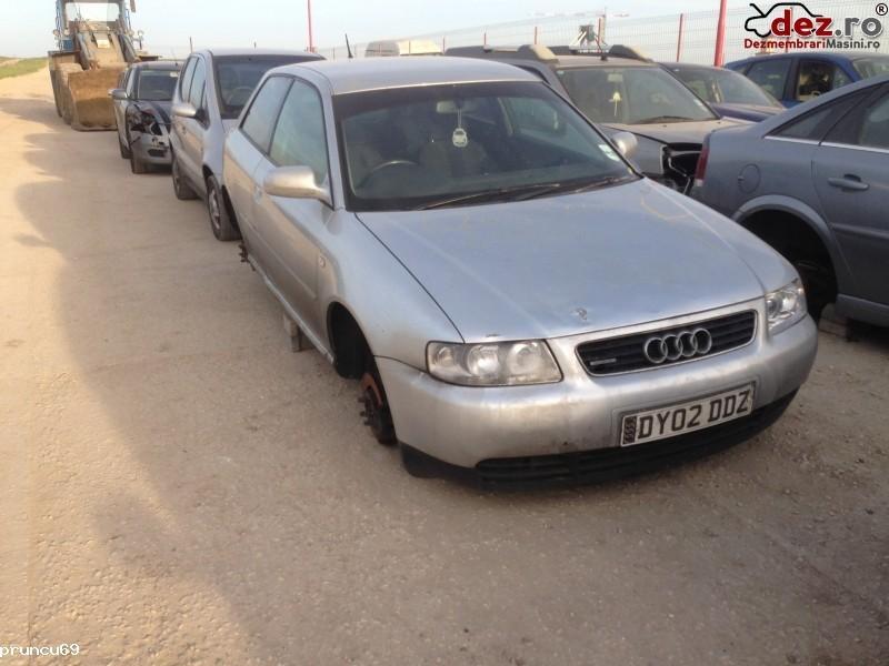 Dezmembrez Audi A3 Din 2002 1 9diesel în Agigea, Constanta Dezmembrari