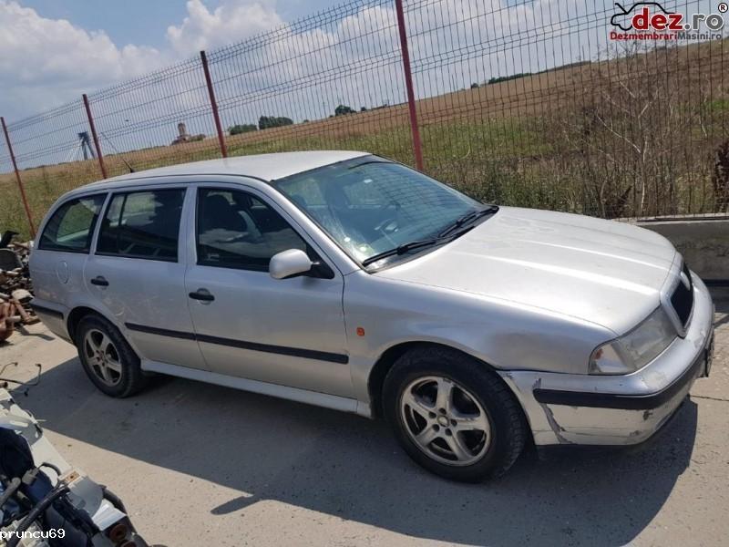 Dezmembrez Skoda Octavia 1 Break 2 0 Benzina An 2001 Dezmembrări auto în Agigea, Constanta Dezmembrari