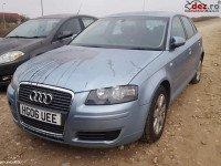 Dezmembrez Audi A3 An 2006 Motor 1 9 Diesel 5 Trepte Dezmembrări auto în Agigea, Constanta Dezmembrari