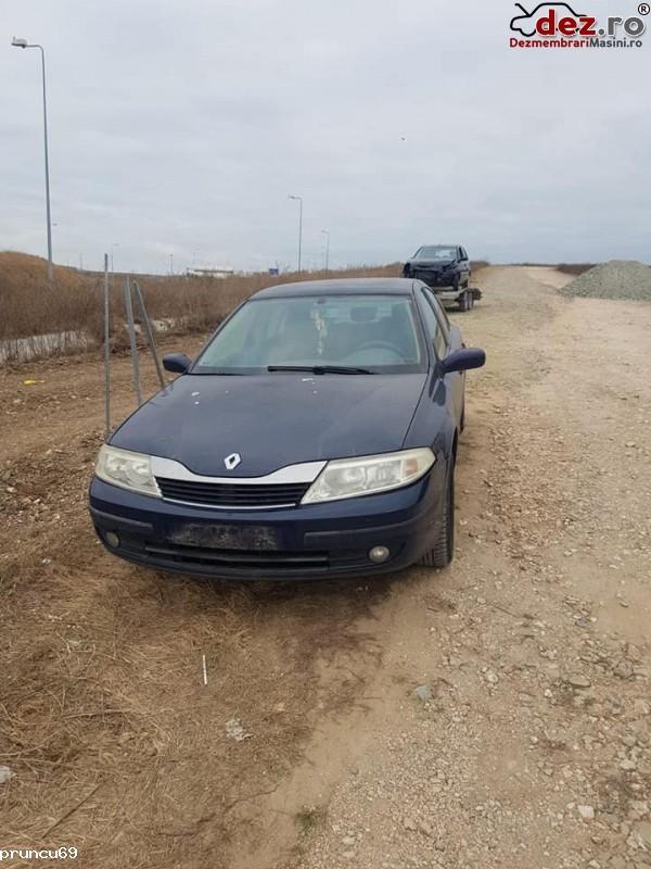 Dezmembrez Renault Laguna 2 An 2004 Motor 1 9 Tdci Dezmembrări auto în Agigea, Constanta Dezmembrari