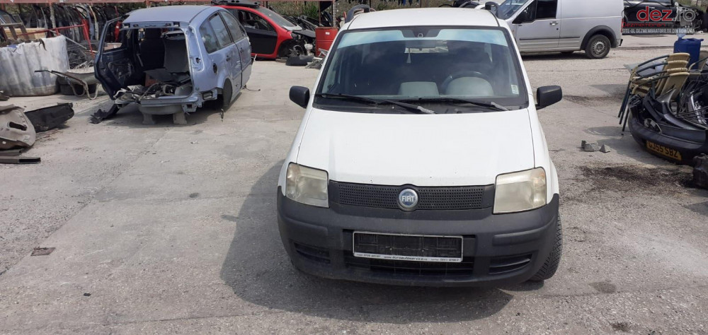 Dezmembrez Fiat Panda Motor 1 2 Benzina An 2006 Dezmembrări auto în Agigea, Constanta Dezmembrari