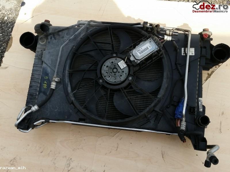 Ventilator radiator Mercedes B 180 2008 Piese auto în Bucuresti, Bucuresti Dezmembrari