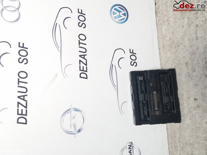Calculator confort Audi A4 2012 cod 8K0907064FB Piese auto în Bucuresti, Bucuresti Dezmembrari