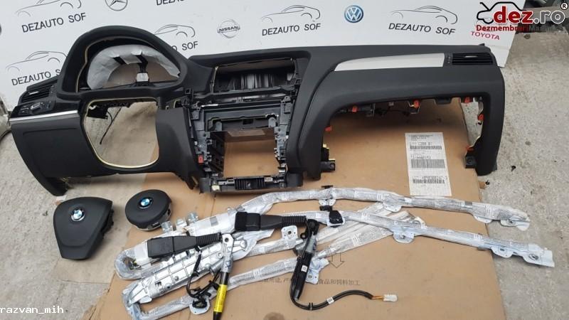 Kit Airbag Bmw X4 2016 In Stare Perfecta Kitul Contine Plansa Bord Airbag Volan Dezmembrări auto în Bucuresti, Bucuresti Dezmembrari