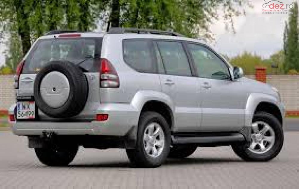 Dezmembrez Toyota Land Cruiser Dezmembrări auto în Braila, Braila Dezmembrari