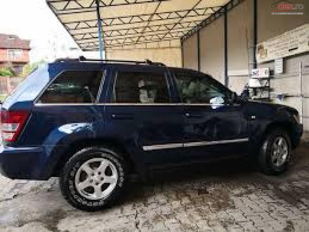 Dezmembrez Jeep Grand Cherokee 3 0 Crdi V6 Dezmembrări auto în Braila, Braila Dezmembrari