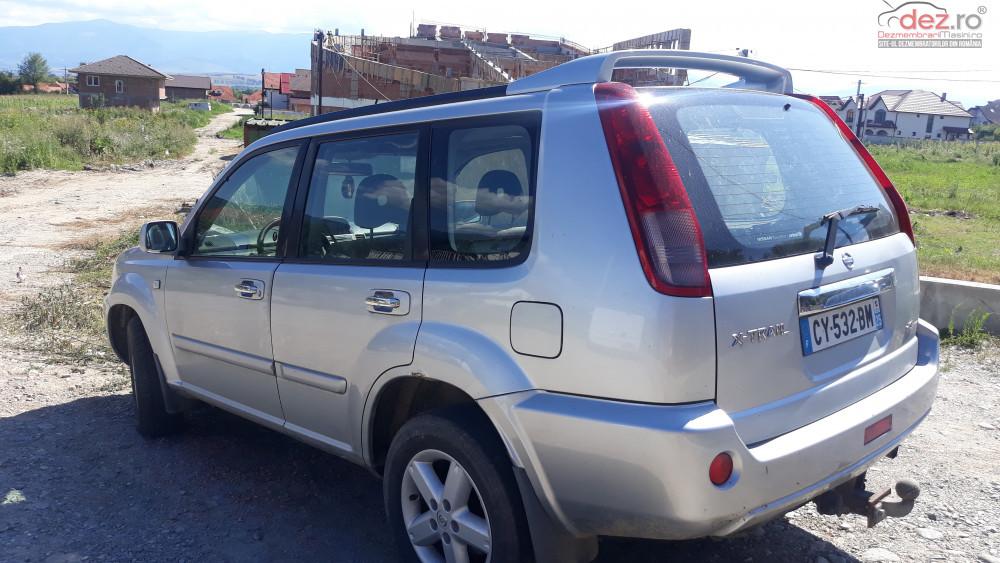 Dezmembrez Nissan X Trail Dezmembrări auto în Hateg, Hunedoara Dezmembrari