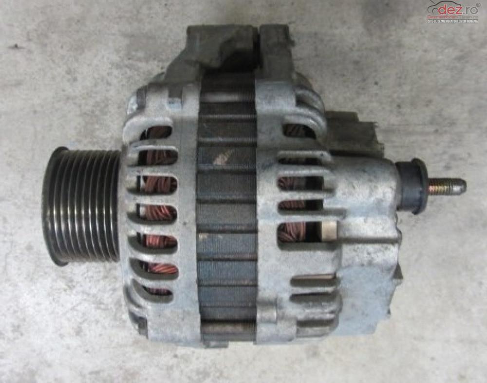 Alternator Iveco Stralis Trakker A004ta8494 90a Original Mitsubishi