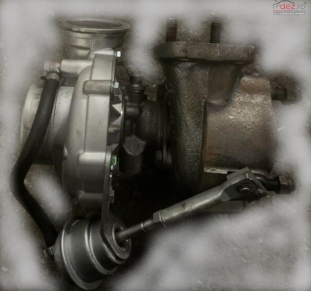 Turbina Mercedes Atego 816 817 916 Vario Unimog Om904la 53169707141