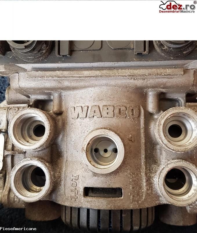 Modulator EBS Iveco Stralis 4801040060 axa spate Dezmembrări camioane în Bucuresti, Bucuresti Dezmembrari