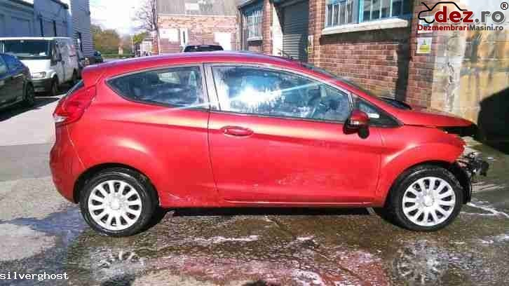 Cumpar Ford Fiesta Avariat  Mașini avariate în Bucuresti, Bucuresti Dezmembrari