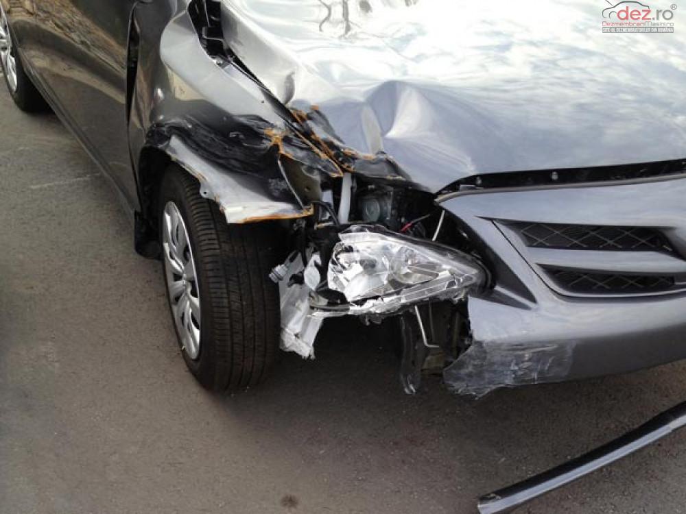 Cumpar Volkswagen Golf din 2012, avariat in fata, spate, lateral(e) Mașini avariate în Bucuresti, Bucuresti Dezmembrari