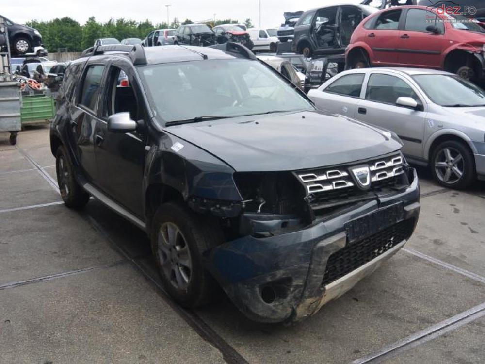 Cumpar Dacia Duster din 2016, avariat in fata, spate, lateral(e) Mașini avariate în Bucuresti, Bucuresti Dezmembrari