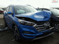 Cumpar Hyundai Tucson din 2017, avariat in fata, spate Mașini avariate în Bucuresti, Bucuresti Dezmembrari