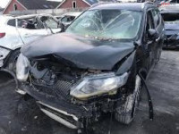 Cumpar Nissan X-Trail din 2016, avariat in fata, spate Mașini avariate în Bucuresti, Bucuresti Dezmembrari