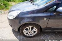 Cumpar Opel Corsa din 2015, avariat in fata, spate, lateral(e) Mașini avariate în Bucuresti, Bucuresti Dezmembrari