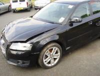 Cumpar Audi S4 din 2013, avariat in fata, spate, lateral(e) Mașini avariate în Bucuresti, Bucuresti Dezmembrari
